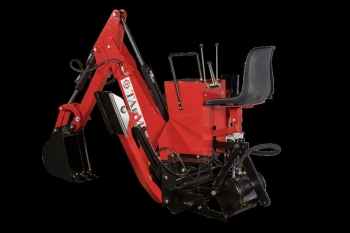 Экскаваторное оборудование для  МТЗ-320 (МТЗ-422; МТЗ-622)