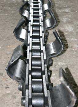 Цепь  скребковая  210 мм, 270 мм  и 410 мм