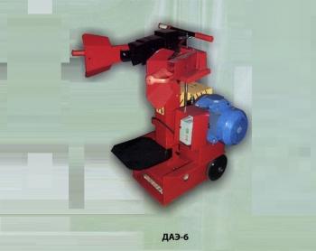 Дровокол  стационарный  ДАЭ-6