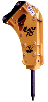 Навесной гидромолот «DELTA  F5»